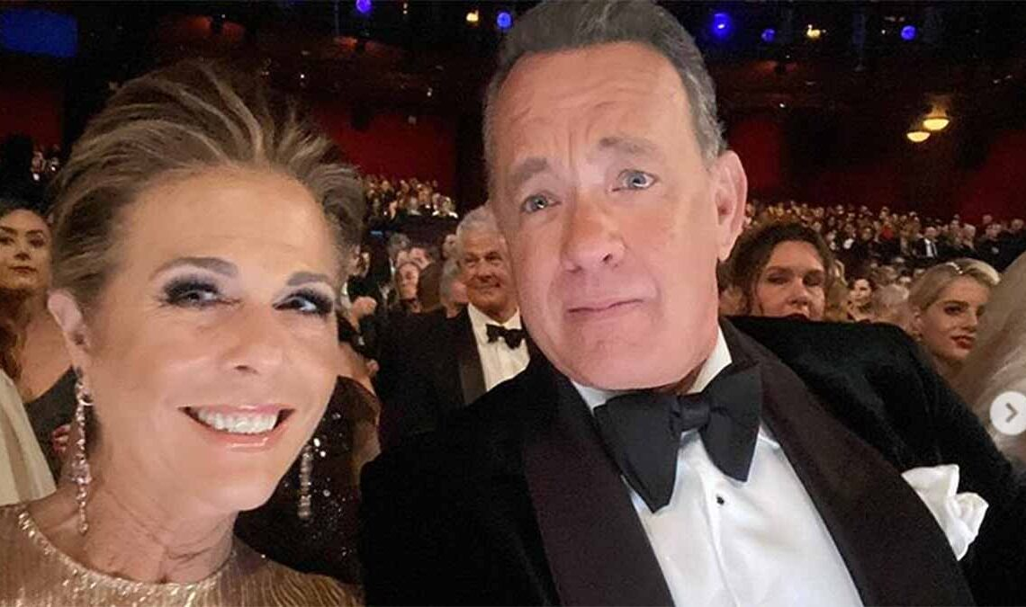 Rita Wilson ve Tom Hanks